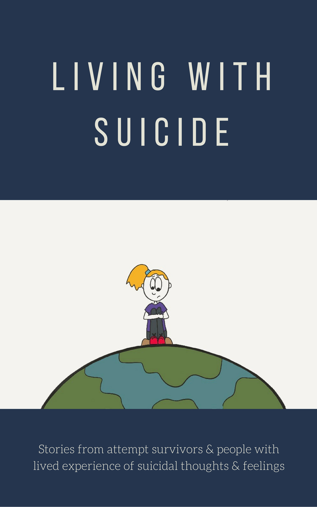 Image of Living With Suicide Zine - PDF
