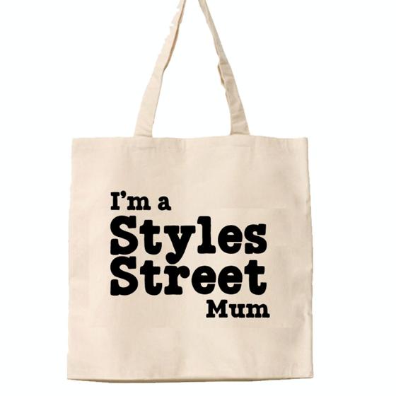 Image of Styles Street Mum Bag