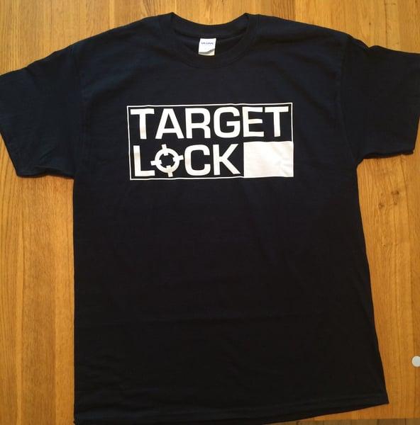 Image of Target Lock T-Shirt - Black