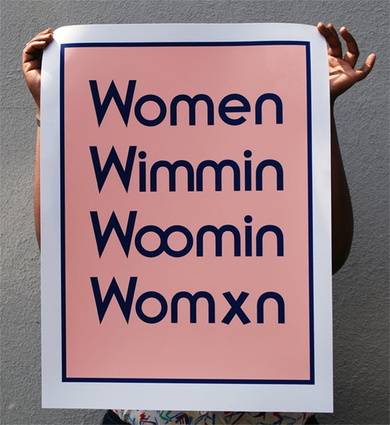Image of Women Poster