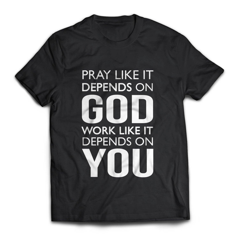 Image of Pray Like Crewneck
