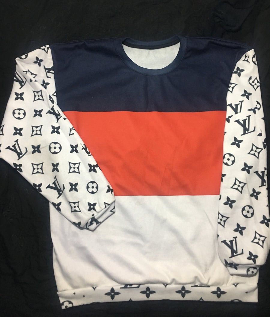 Image of Louis Vuitton Fleece