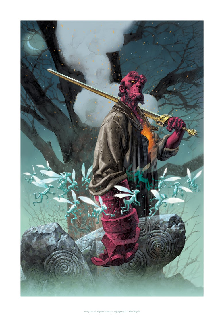 Image of Hellboy: Passing 2