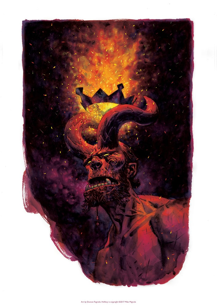 Image of Hellboy: Anung Un Rama (Second Edition)