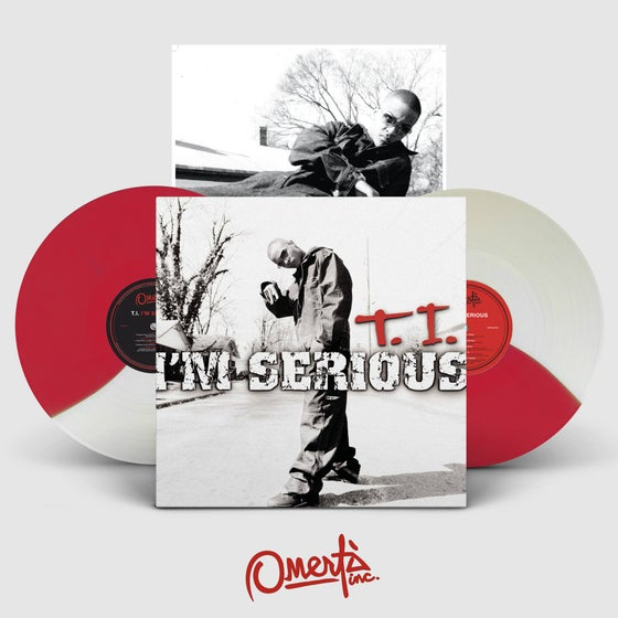 Image of T.I - I'm Serious [2xLP] OMINC005