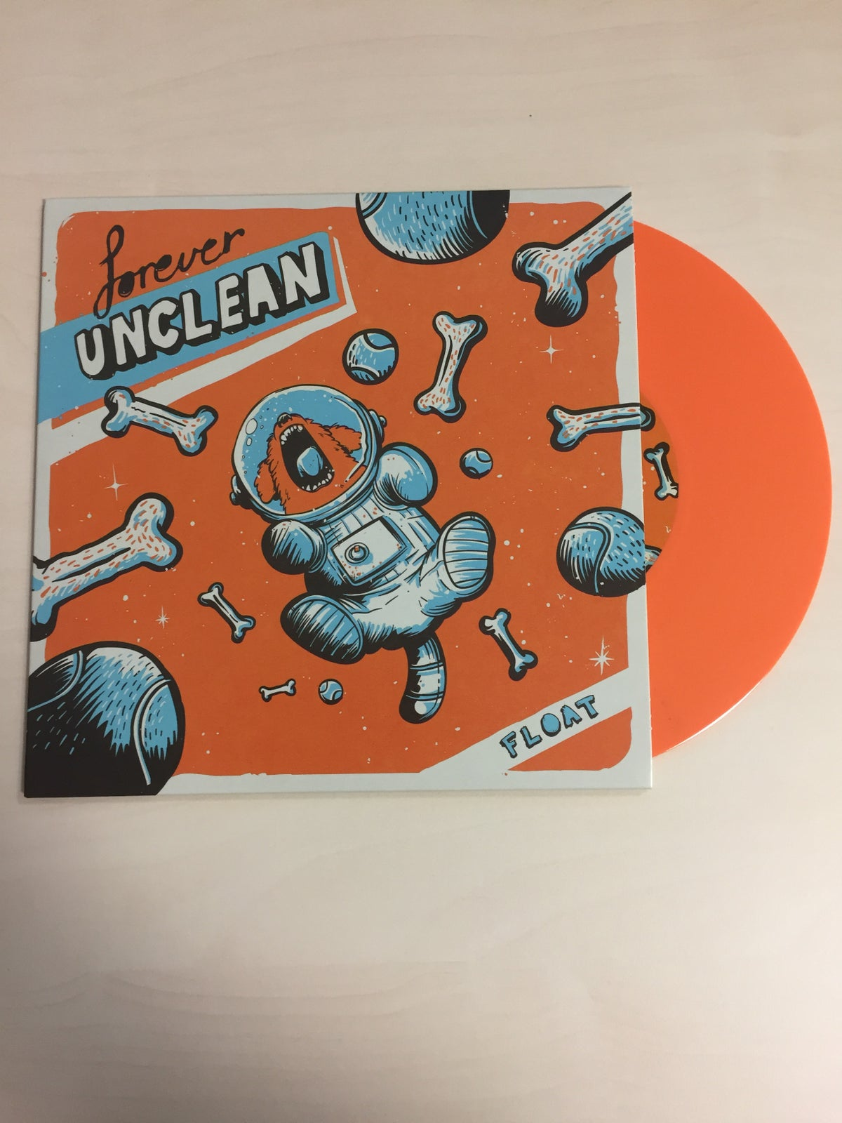Forever Unclean - Float