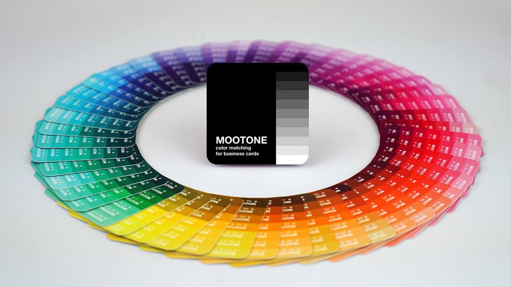 Image of MOOTONE - Color Matching System