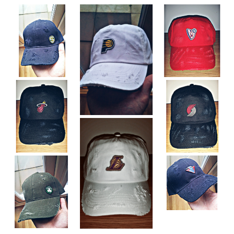 a70b7fa114f283 Custom distressed nba caps / Freshmidz clothing