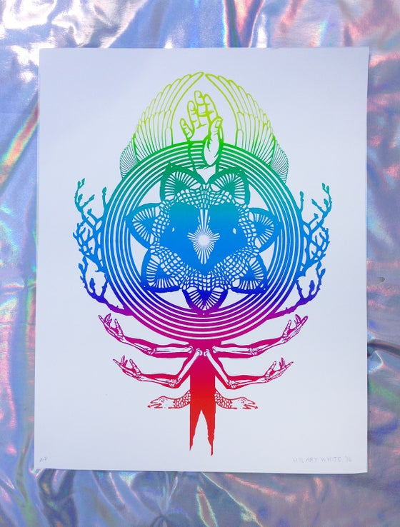 Image of The Great Unchangeable/ Limited Edition Digital Print