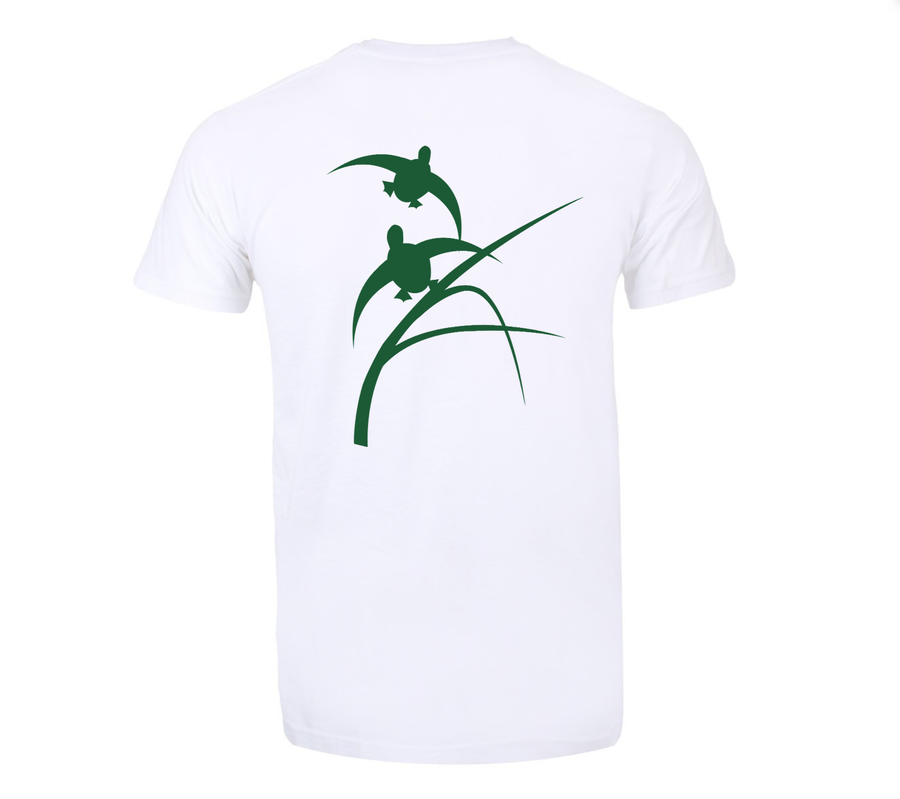 Image of Habitat Flats White T-Shirt