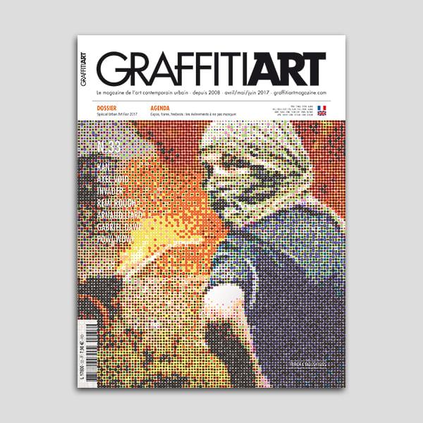 Image of Kan - Graffiti Art #33
