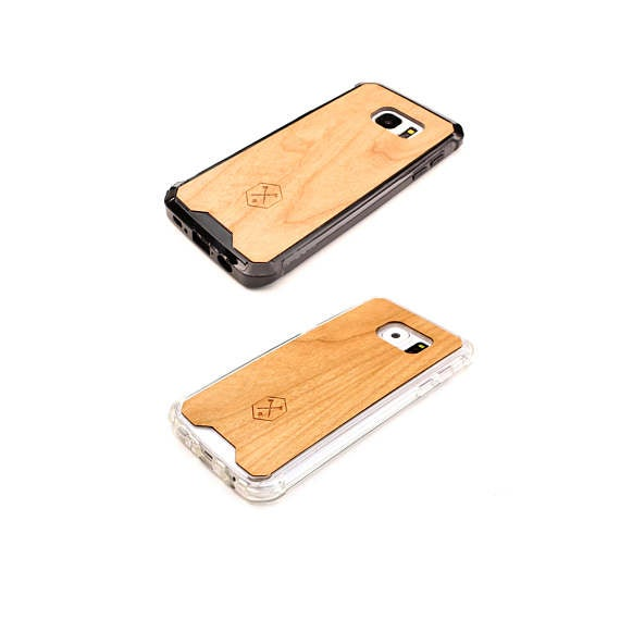 Image of TIMBER Samsung Galaxy S7 Wood Case