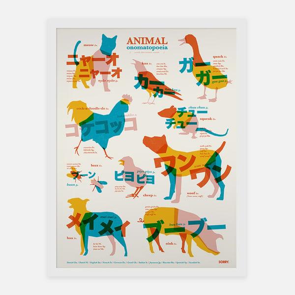 ANIMAL ONOMATOPOEIA - Sorry.