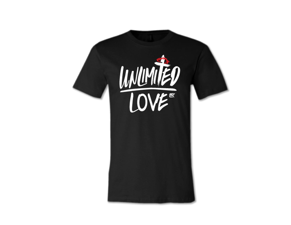Image of UNLIMITED LOVE- BLACK