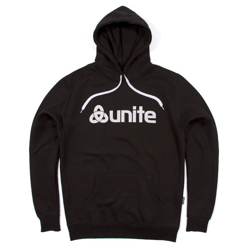 Image of Trademark Hoodie <br>Black