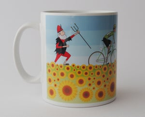Image of Tour de France mug and box giftpack