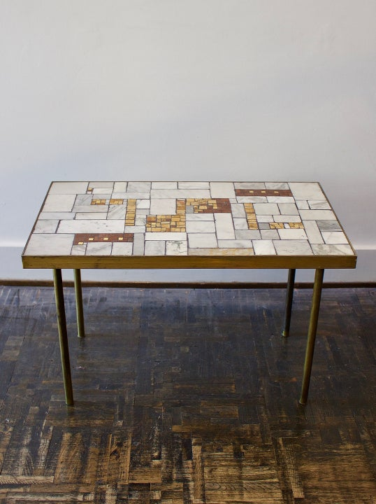 Image of Marble Side Table by Berthold Müller, Germany