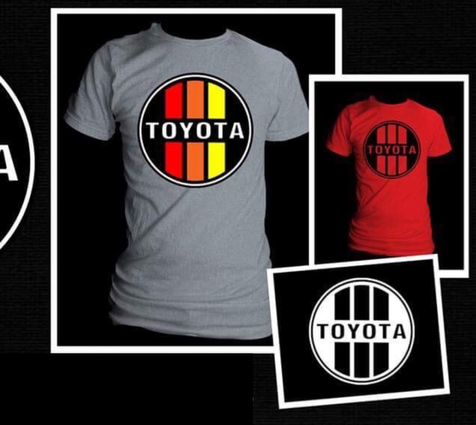Image of Toyota Tshirt