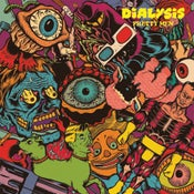 "Image of DIALYSIS, ""Pretty Men"" LP"