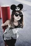 Jack Skellington Mickey/Minnie Mouse Ears