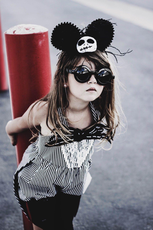 Image of Jack Skellington Mickey/Minnie Mouse Ears
