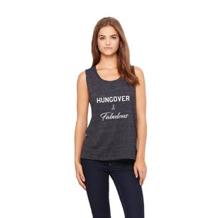 Image of Hungover & Fabulous - tanks