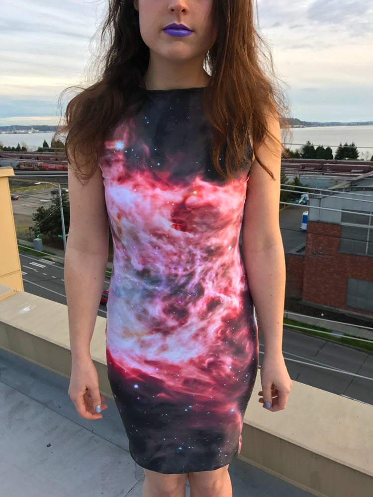 Image of Nebula Dress