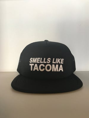 Image of Smells like Tacoma trucker hat