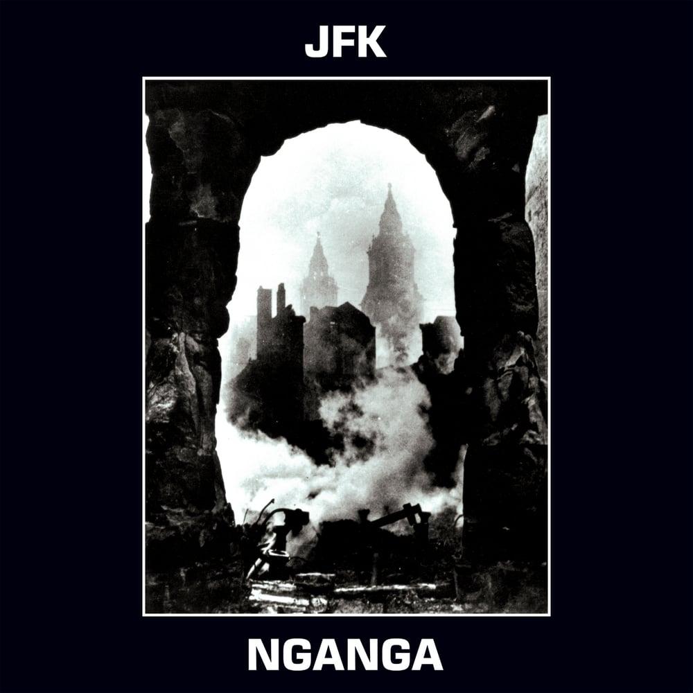 """Image of JFK """"NGANGA"""" LP [CH-340]"""