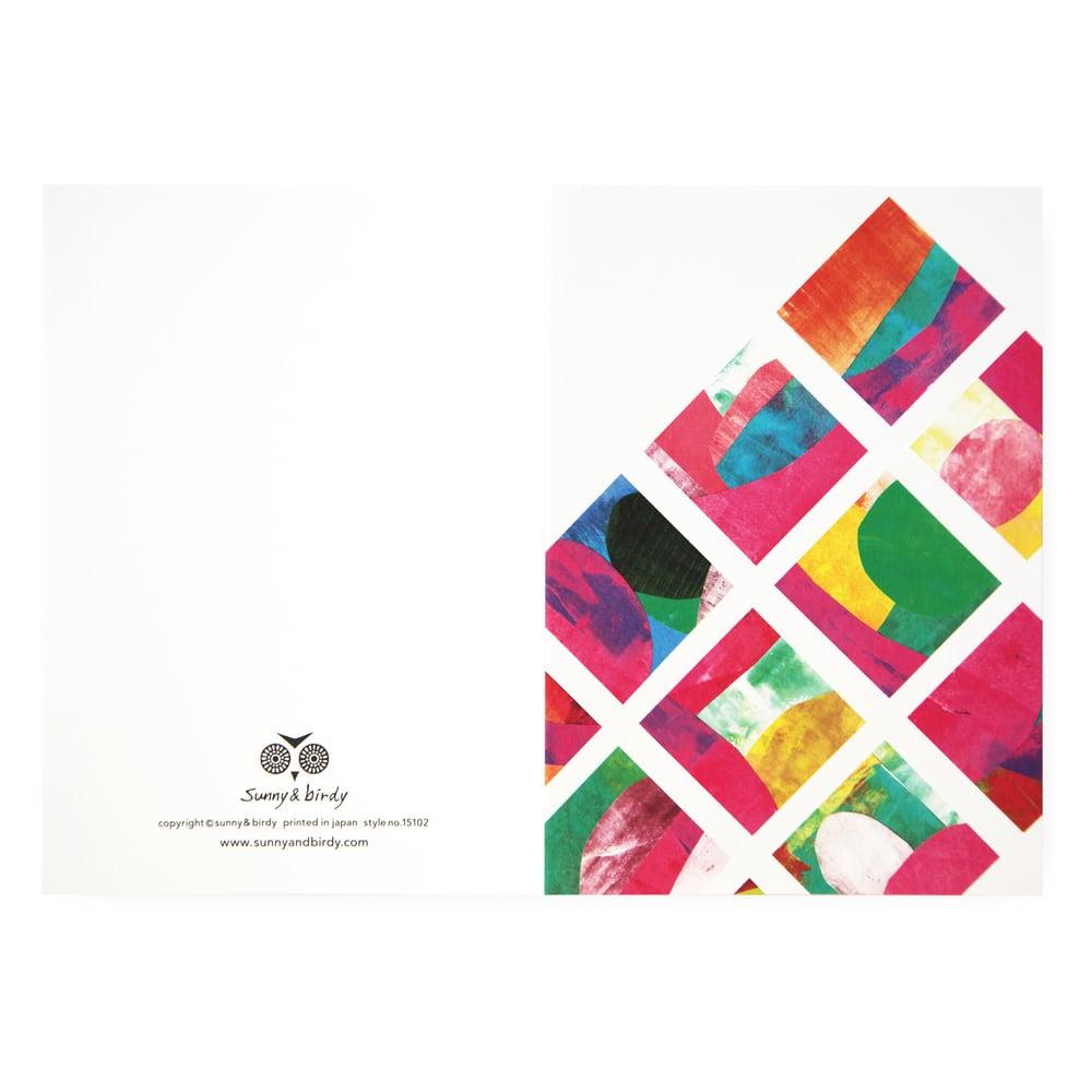 Image of Single card - rhythm