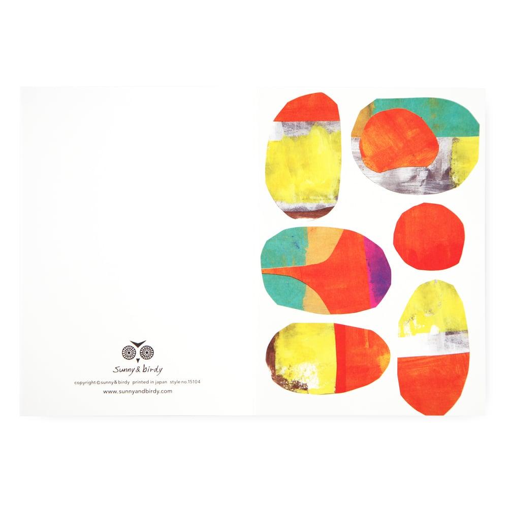Image of Single card - joy