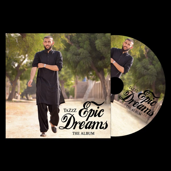 Image of TaZzZ - Epic Dreams (ALBUM)