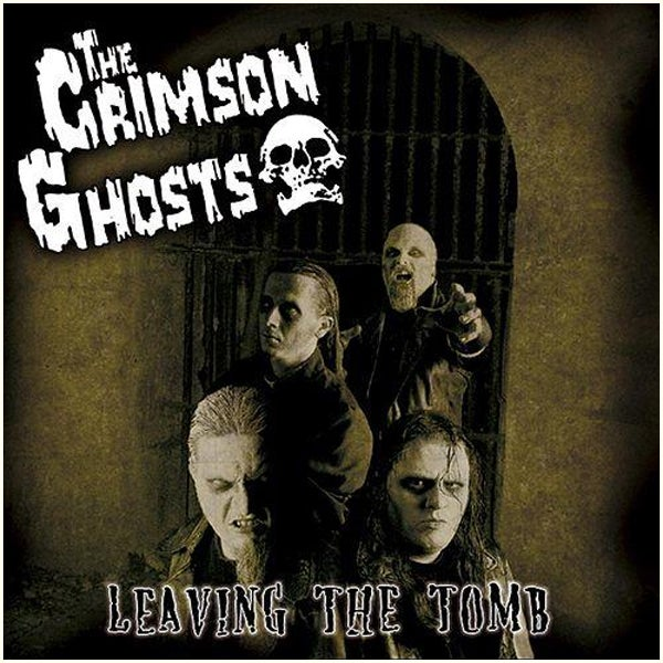 Image of Leaving the tomb (CD)