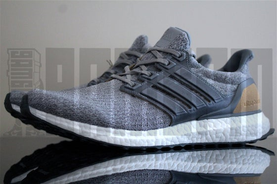 "Image of Adidas ULTRA BOOST LTD ""GREY"""