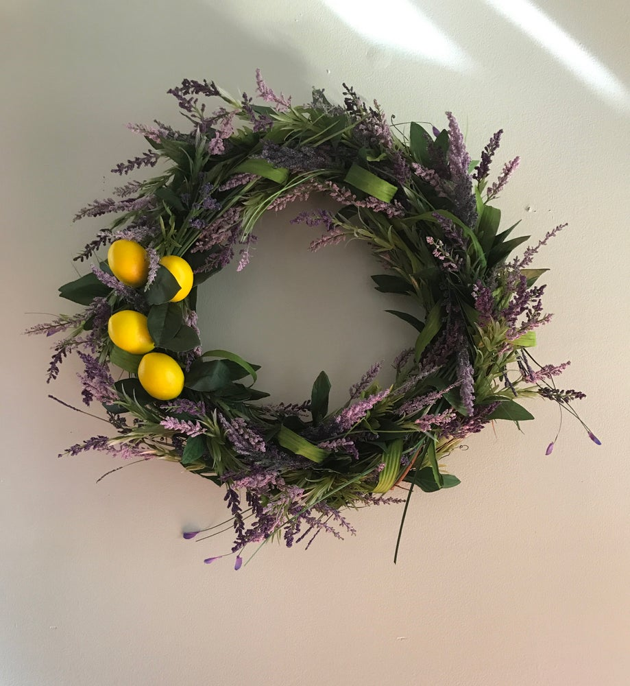 Image of Lavender & Lemon