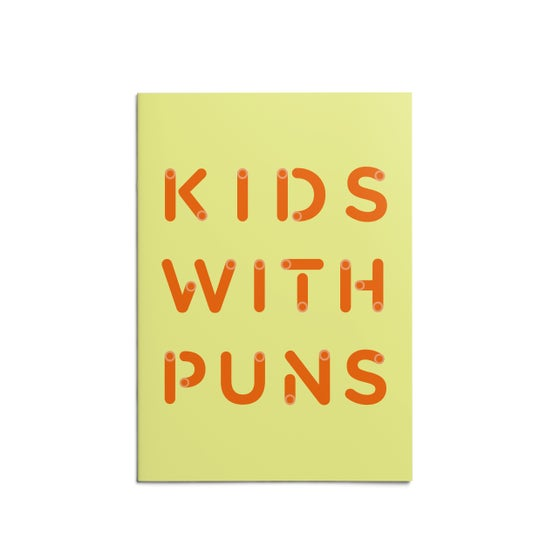 Image of Kids With Puns Issue 3