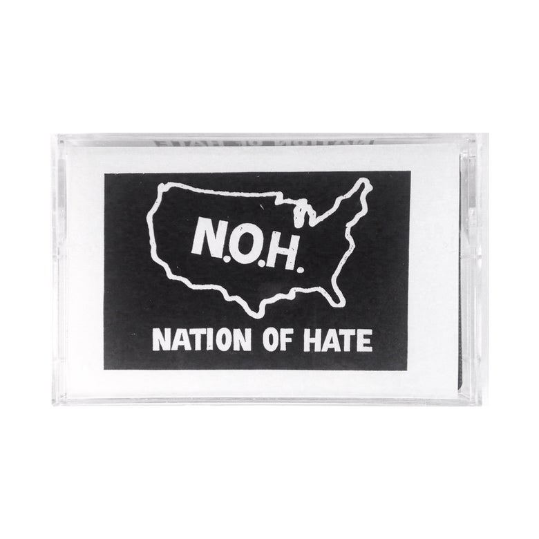 Image of Nation Of Hate 1983 Demo
