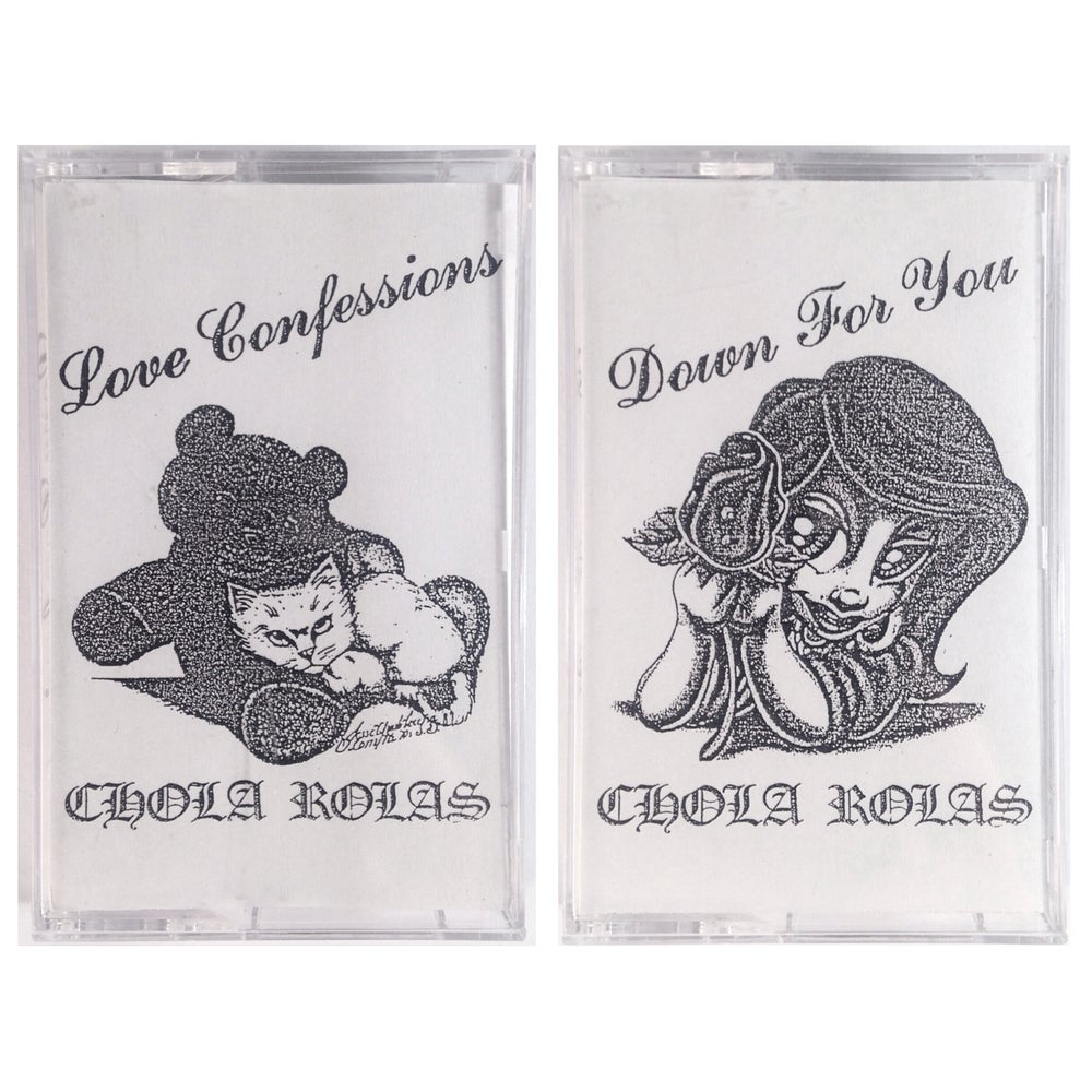 "Image of ""Chola Rolas"" Compilations"