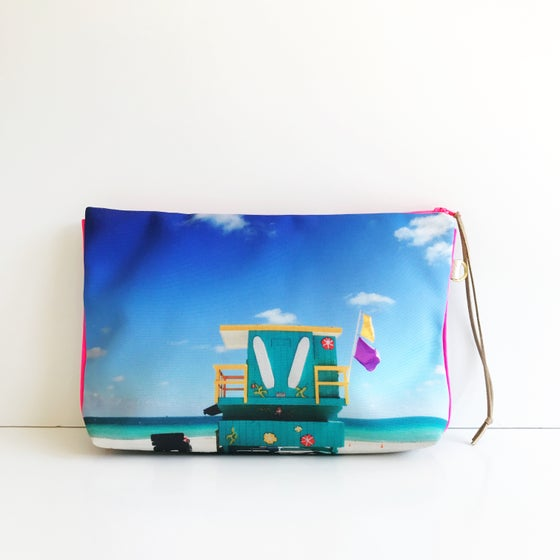 Image of All Blue Lifeguard Pouch L