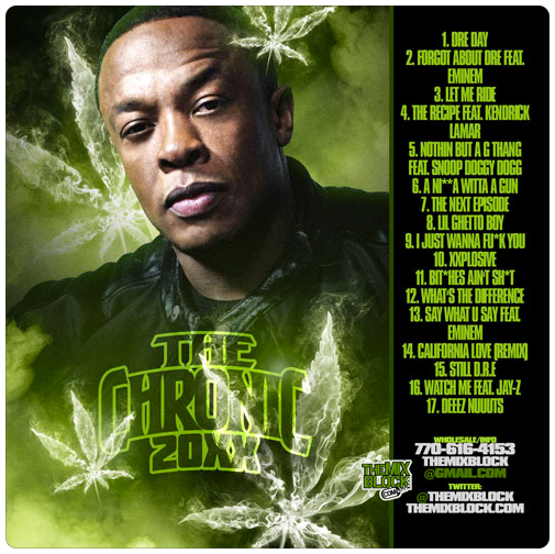 Image of Dr. Dre: The Chronic 20XX