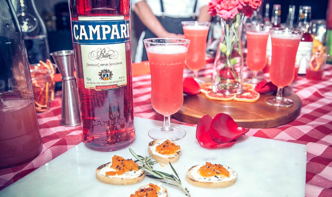 Image of Brunch Drunk Love presented by Campari at Pen & Quill