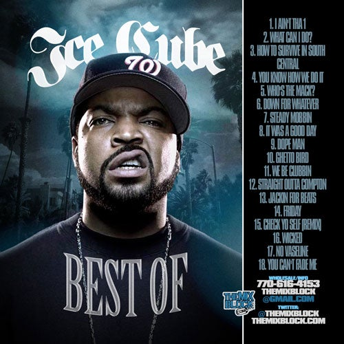 Image of Ice Cube: Best Of...