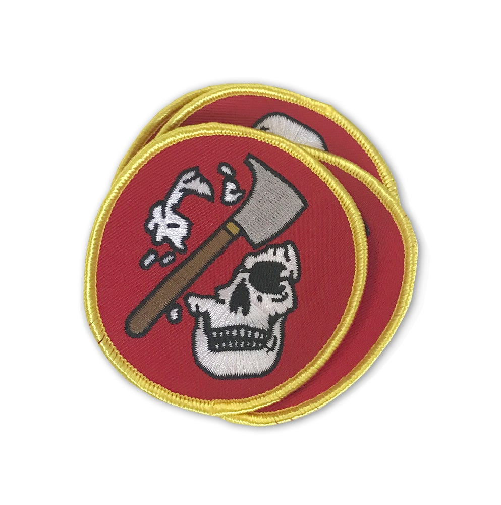 Image of Headhunter Patch