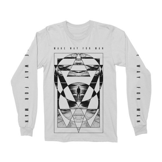 Image of MWFM - Shapes long sleeve shirt