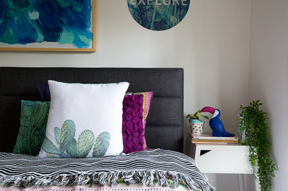 Image of Cactus Cushion