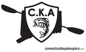 Image of C.K.A. White Vinyl Stickers