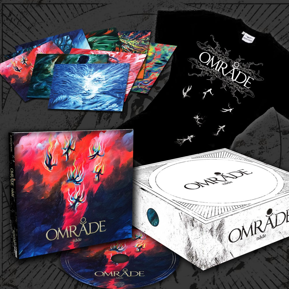 """Image of OMRÅDE """"Nåde"""" Deluxe Edition"""
