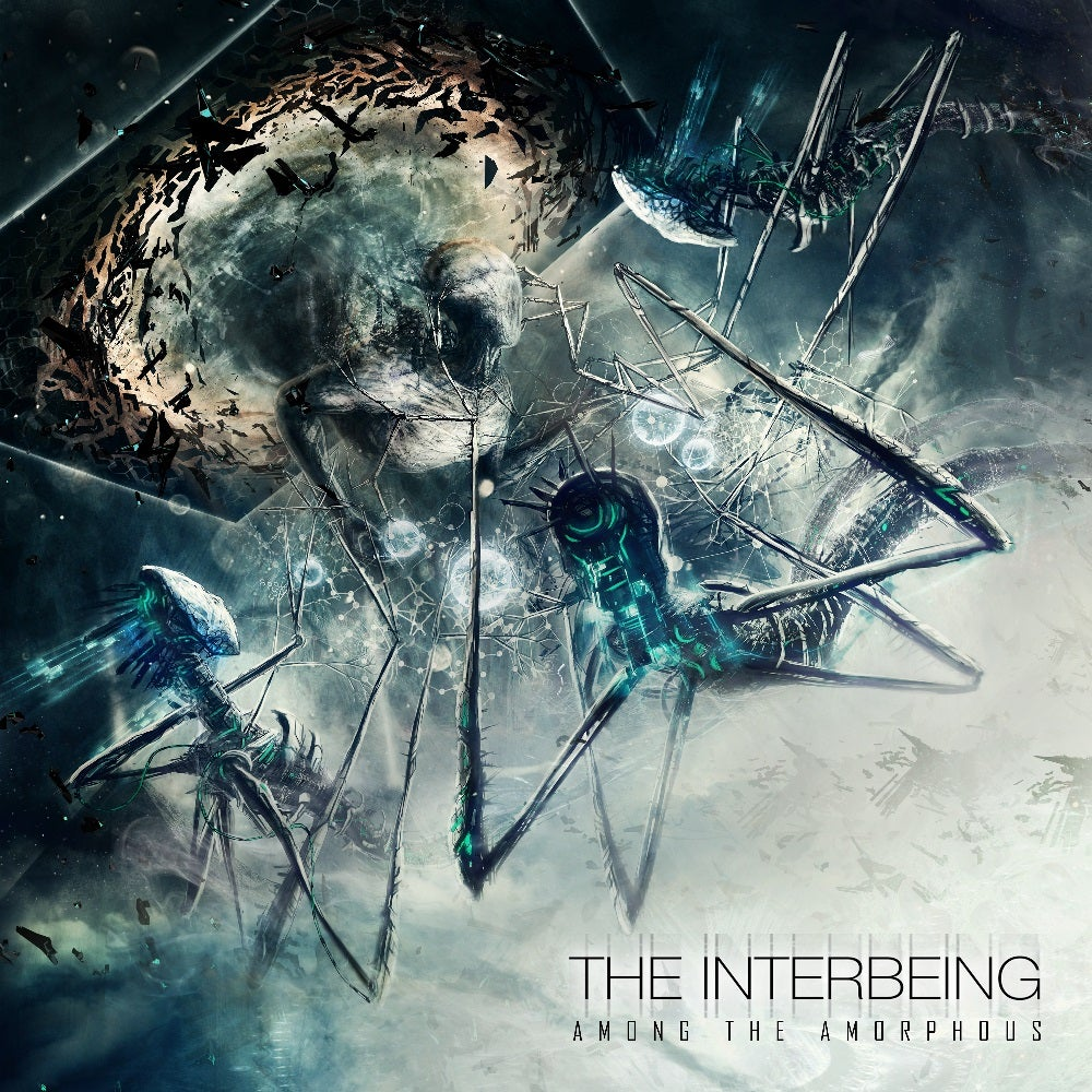 "Image of The Interbeing ""Among The Amorphous"" LP"