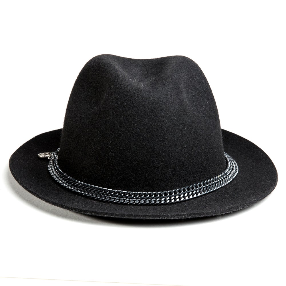 095d3f98 BLACK or GREY TRILBY JALISCO | De Bornarel