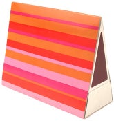 Image of 100 pack Tent Matches  • Pink Stripe